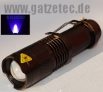 Gatzetec UF Mini Zoom UV 395nm